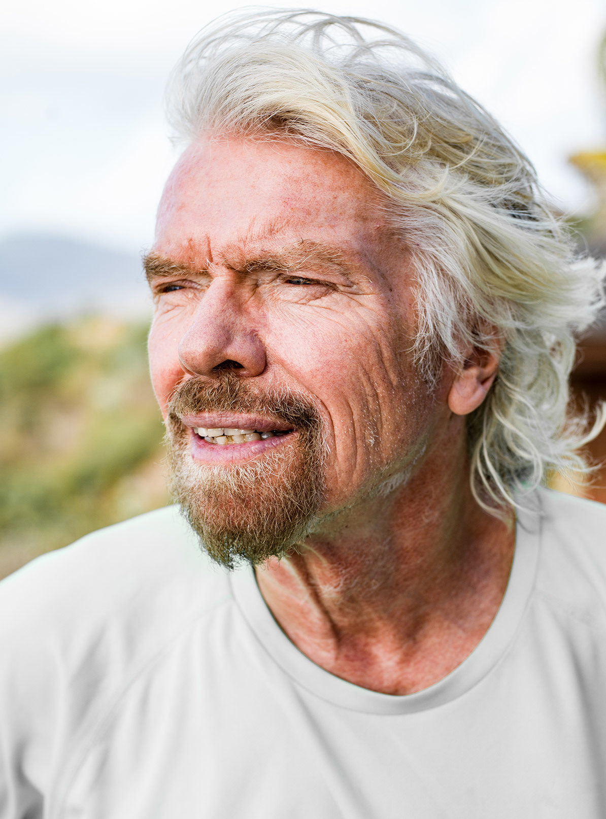 Richard Branson Color